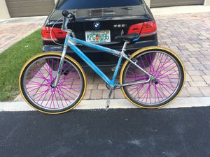 Big Ripper 2018 se bike for Sale in Pembroke Pines, FL