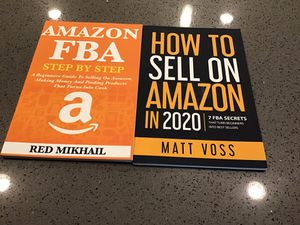 How to Sell on Amazon and FBA Step by Step paperback books for Sale in Lynnwood, WA