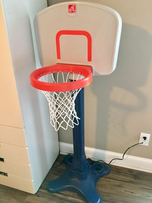 Portable Basketball Hoop and ball For Toddlers step 2 for Sale in Winder, GA