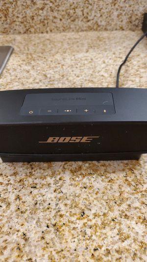 Bose soundlink mini II for Sale in Bellevue, WA