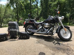 Harley Davidson Fat Boy for Sale in Plum, PA