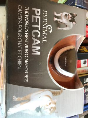 Eyenimal pet cam for Sale in Phoenix, AZ