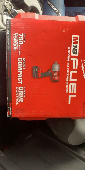 Milwaukee impact Wrench for Sale in La Puente, CA