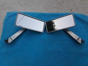 Aluminum sport mirrors for Sale in Norwalk, CA