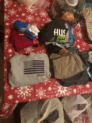 Children's place, old navy, champion, puma, Nike, new socks, and I also have toys for Sale in Philadelphia, PA