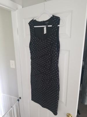 NEW White House Black Market Bandage dress with studded accents, new with tags! Women's 14 for Sale in Frederick, MD