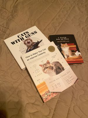 Cat books for Sale in San Dimas, CA