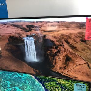 65 INCH 4K ULTRA HD QUANTUM LED SMART ANDROID TV SONY 800G qled for Sale in Los Angeles, CA
