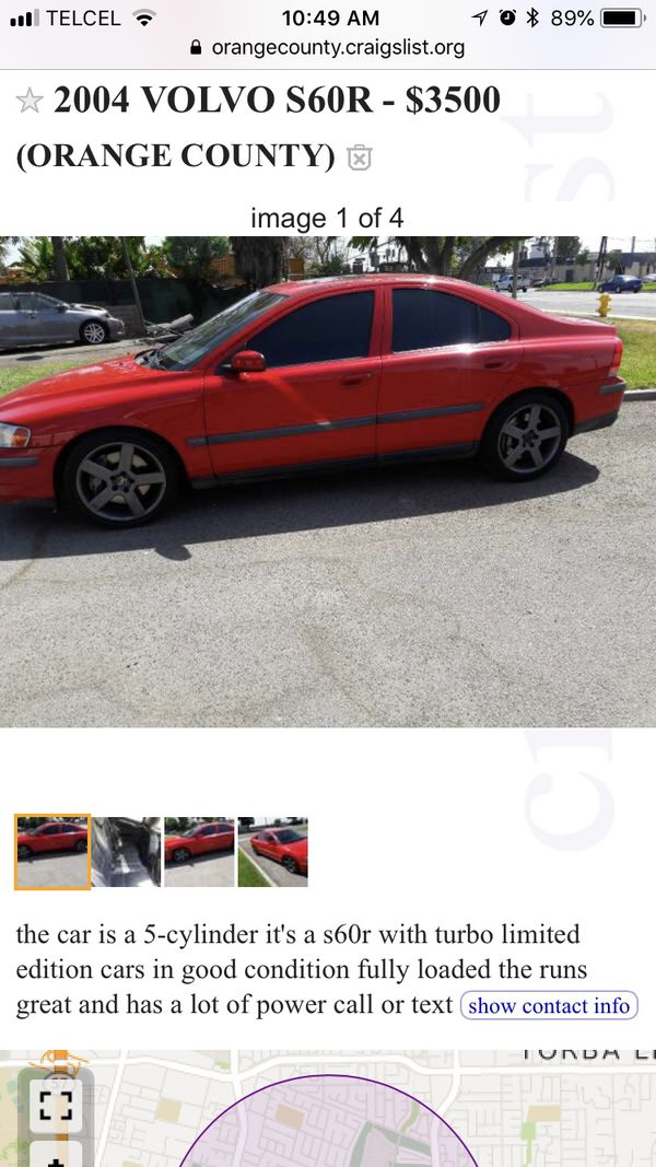 2004 Volvo S60R for Sale in San Diego, CA - OfferUp
