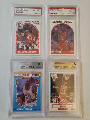 Graded Michael Jordan HOT Packs lot for Sale in Marietta, GA