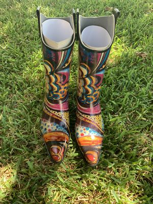 Nomad women's rain boots for Sale in Saginaw, TX