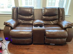 3 seater recliner and 2 seater recliner for Sale in Herndon, VA