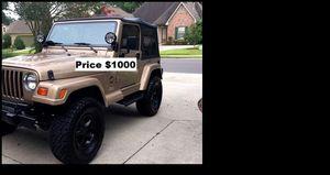 ֆ1OOO Jeep Wrangler for Sale in Daly City, CA