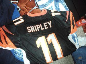 Bengals jersey of Jordan Shipley a Austin Texas native for Sale in Austin, TX