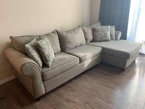 Sectional Couch - Sleeper Sofa for Sale in Alexandria, VA
