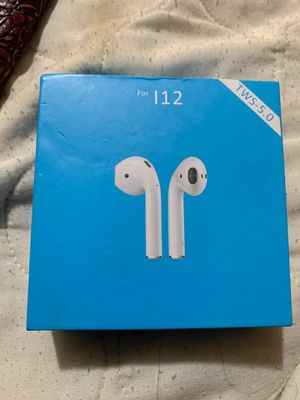 I12 Bluetooth headphones for Sale in Aurora, CO
