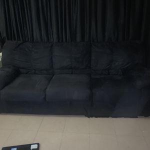Black Sofa for Sale in Huntington Park, CA