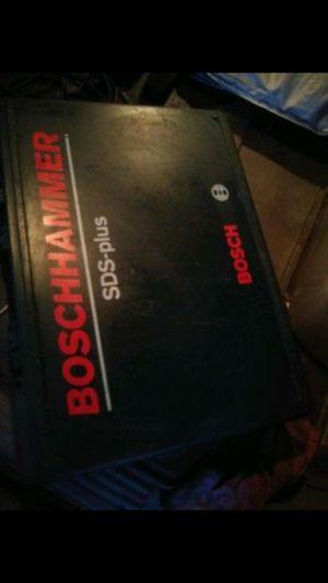 Bosch rotary hamner drill for Sale in Wichita, KS