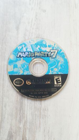 Mario Party 7 for Nintendo Gamecube for Sale in Miami, FL