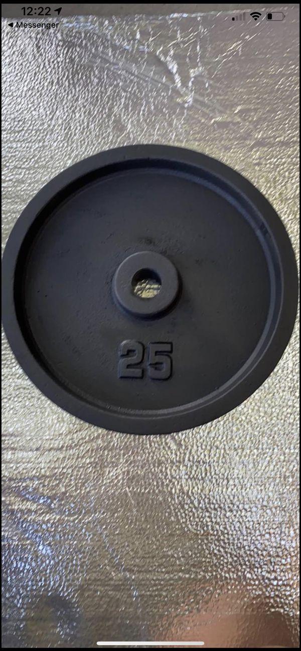 2 - 25's