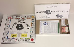 South Technology Limited Edition Board Game for Sale in Port St. Lucie, FL