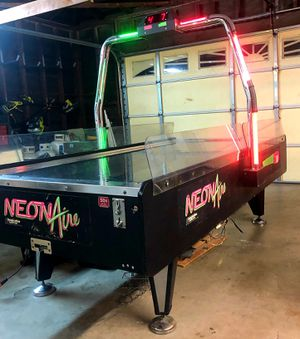 Imagination Leisures NEON AIRE air hockey table for Sale in Cypress, CA