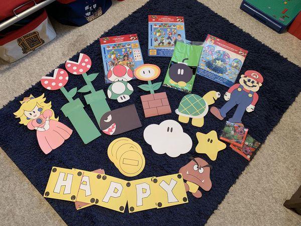 Mario Party Lot