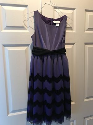 Size 16 Purple dress for Sale in Gainesville, VA
