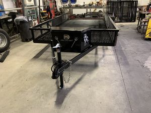 Custom Quality utility trailer starting at 1600 for Sale in Queen Creek, AZ