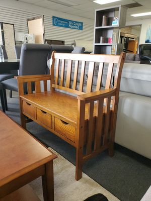 Bench with storage for Sale in Los Alamitos, CA