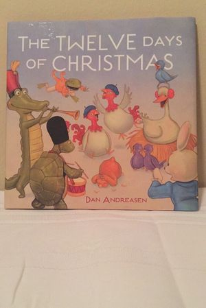 Twelve Days Of Christmas Book for Sale in San Francisco, CA