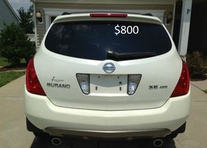 ✅Selling my 2003 Nissan Murano✅ for Sale in Atlanta, GA