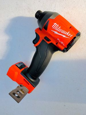 New Milwaukee FUEL Brushless Impact Drill for Sale in Modesto, CA