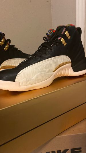 Jordan 12 Chinese New Years for Sale in Turlock, CA