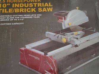 Brand New 10 Inches Tile Brick Saw for Sale in Pittsburgh,  PA