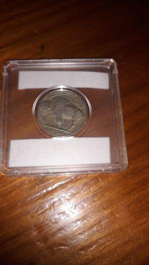 1937 3-legged Buffalo Nickel mint d for Sale in Winter Haven, FL