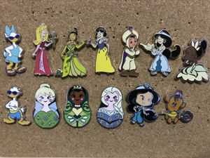 Disney Pins $3 Each for Sale in Sunnyvale, CA