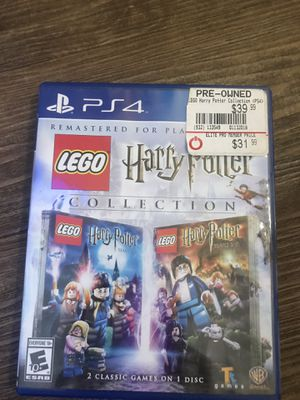Harry Potter LEGO for Sale in Huntington Beach, CA