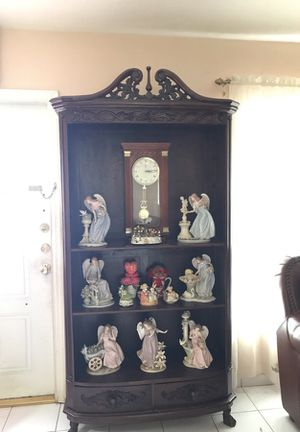 PRICE REDUCED ON THIS BEAUTIFUL ANTIQUE ARMOIRE!!! for Sale in Miami, FL