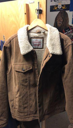 Levi's Fur Jacket for Sale in Washington, DC