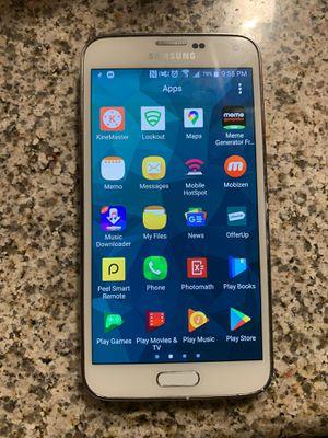 Samsung galaxy s5 for Sale in Lomita, CA
