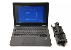 Dell Latitude Laptop E7250 i5 8GB 256SSD WiFi Webcam Bluetooth for Sale in Alexandria, VA