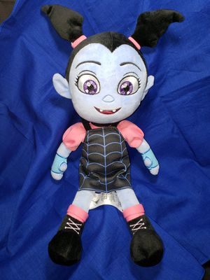 "15"" Disney Vampirina plush for Sale in Zanesville, OH"