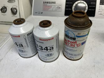3 Cans of Freon for Sale in Fort Lauderdale,  FL
