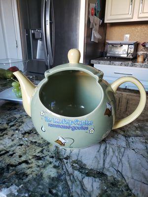 Tea pot, tea bag holder for Sale in Avondale, AZ
