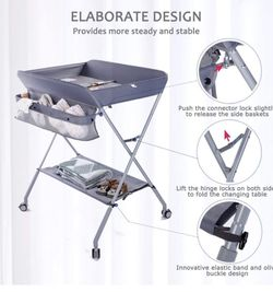 Portable Baby Changing Station for Sale in Norwalk,  CA