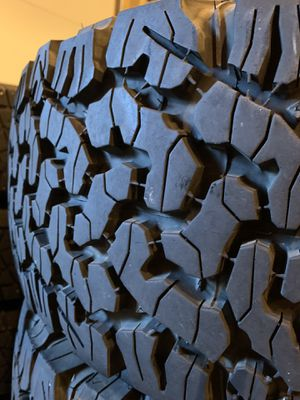 BF Goodrich K02 - Toyota Tacoma Tires for Sale in Snoqualmie Pass, WA