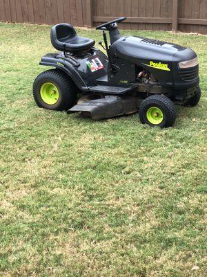 Poulan 42 in Riding Lawn Mower for Sale in Stockbridge, GA