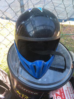 Dirt bike helmet for Sale in Concrete, WA