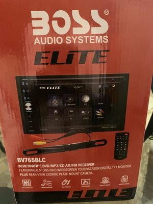 Boss audio systems elite stereo for Sale in Saint Paul, MN
